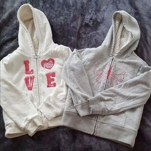 Children's place hoodies